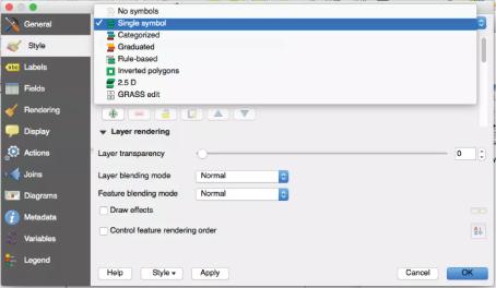 How to create a heatmap in QGIS – Hannah Dormido